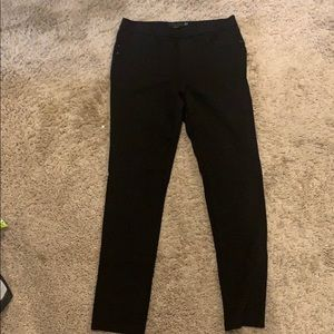 Stretchy Black jeggings